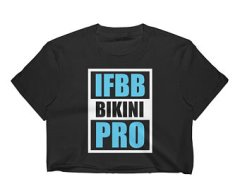 ifbb bikini pro tank