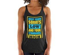 squats low